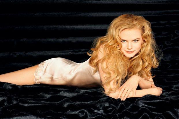 Ünlü oyuncu Nicole Kidman'ın stil evrimi…