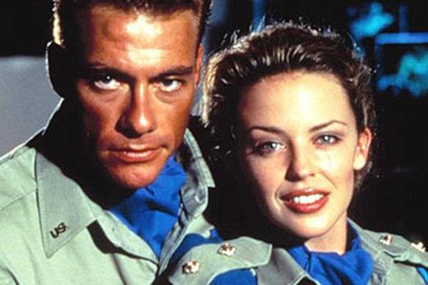 Van Damme: Kylie'yle aşk yaşadık!