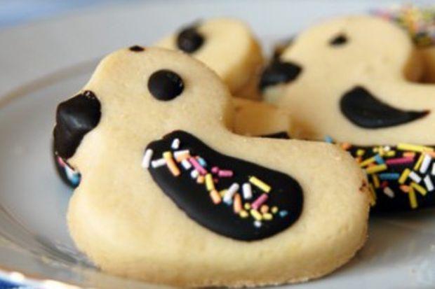 Ördek kurabiye