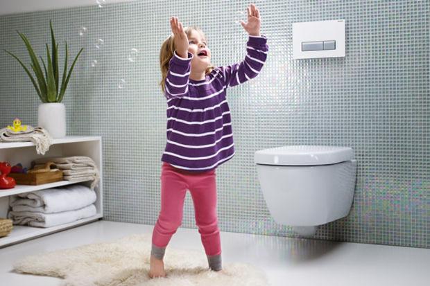 Temiz kokulu banyolar...