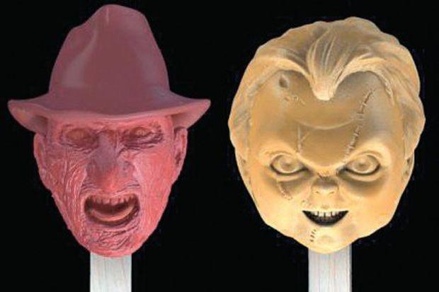 Freddy ile Chucky dondurma oldu!