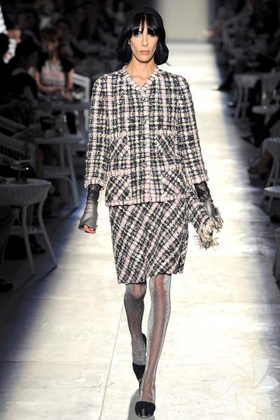 Chanel 2012 Haute Couture Sonbahar Kış defilesi