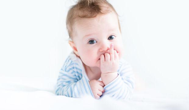 Bebeğinizin gaz sorununu rezeneyle çözün!