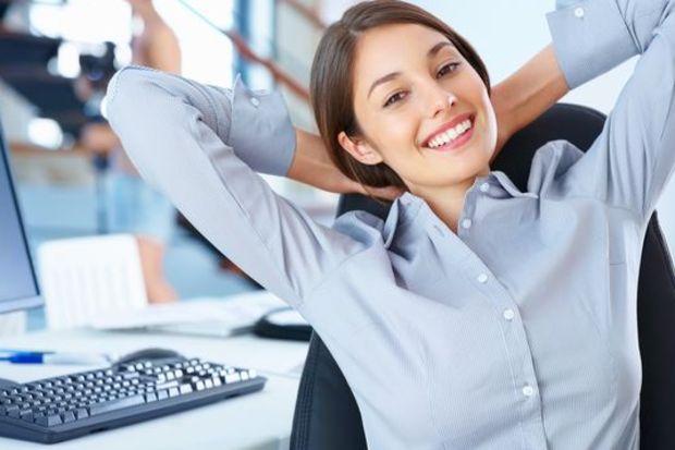 Ofiste omurganızı korumanın 10 pratik yolu!