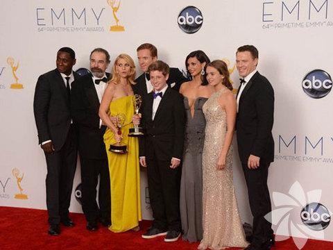 Emmy 2012 Ödül töreni