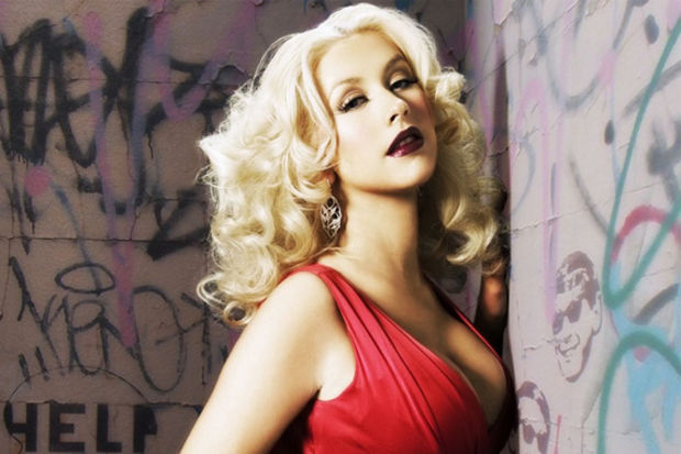 Christina Aguilera: Zayıflıktan bıktım şişman olacağım!