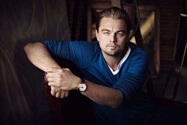Çevreci Leonardo DiCaprio!