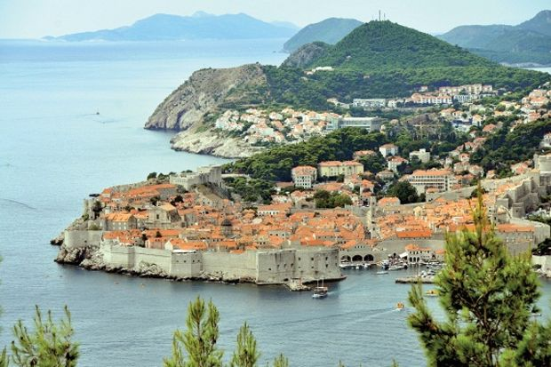 Dalmaçya kıyılarındaki cennet Dubrovnik!
