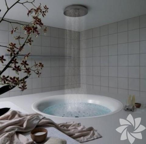 İlginç banyo dekorasyonları...