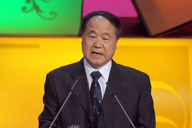 Nobel Edebiyat Ödülü Çinli yazar Mo Yan'ın!