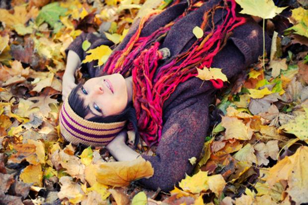 Sonbaharda mutlu olmak için 5 neden!