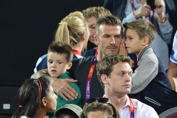 David beşinci çocuğu istiyor!