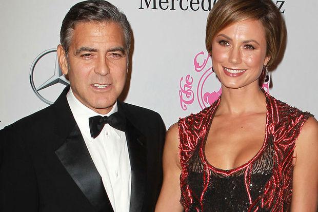 """Stacy Keibler: """"Clooney ile evlenmem!"""""""