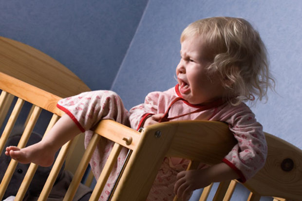 Çocuklarda gece terörü, nedenleri ve tedavisi...