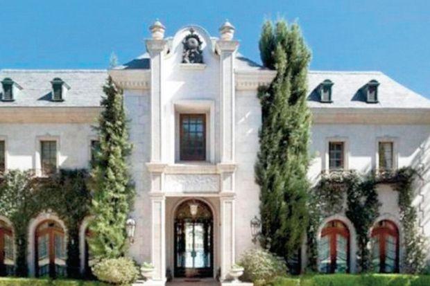 Michael Jackson'ın evi ucuza gitti!