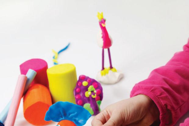 Oyun hamurları ile hem eğlen hem de yaratıcılığını geliştir!