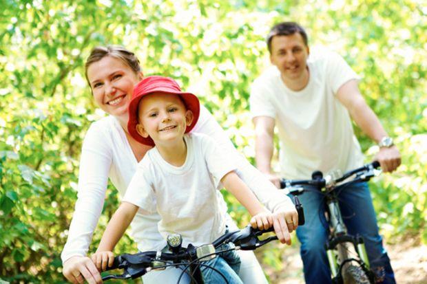 Bisiklete binerek kalp krizi yaşını 9 yıl ertele!