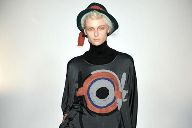 Vivienne Westwood Red Label 2012 Sonbahar / Kış defilesi...