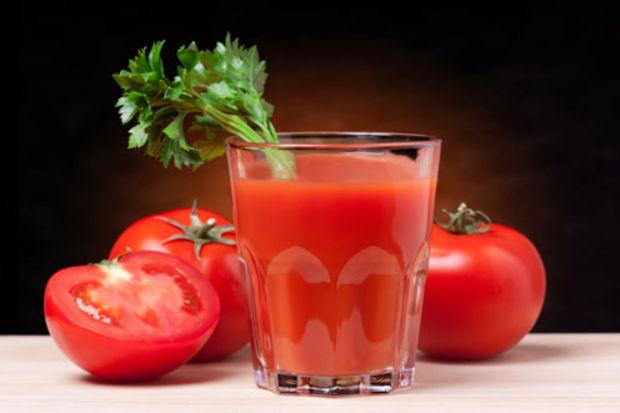 Domates suyunun sağlık dolu 5 faydası!