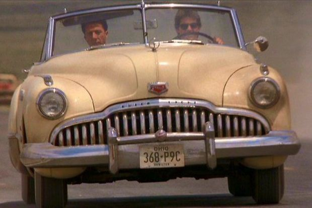Oscar'lı otomobil 170 bin $'a satıldı!