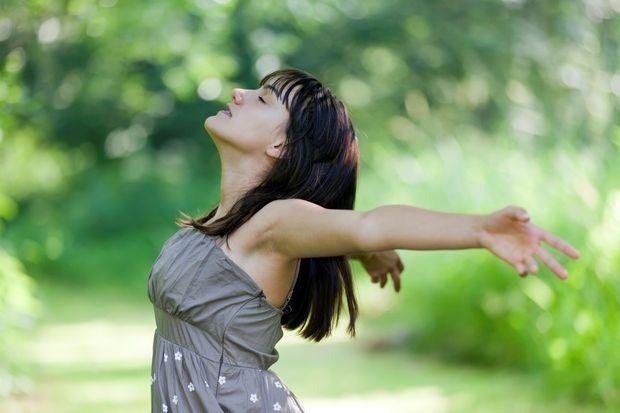 Bilinçli nefes almanın faydaları!