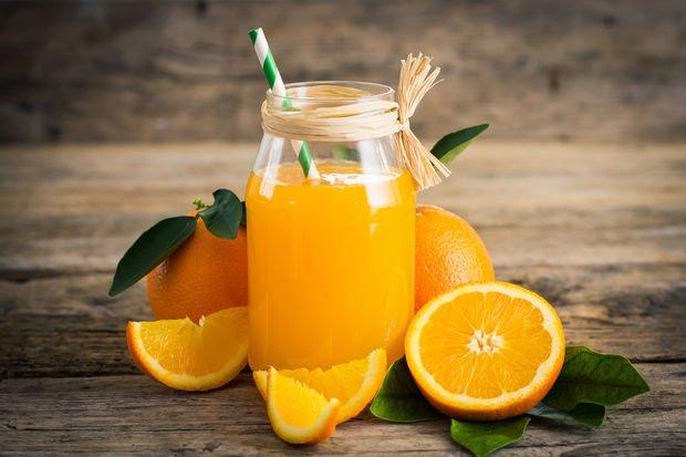 Portakal suyunun 8 faydası!