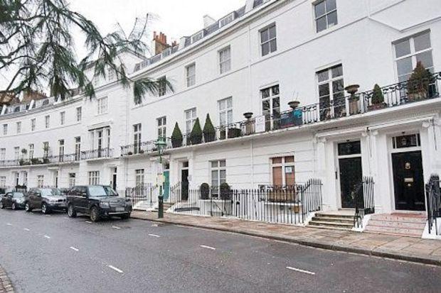 Chelsea'de ev 12 milyon sterlin!