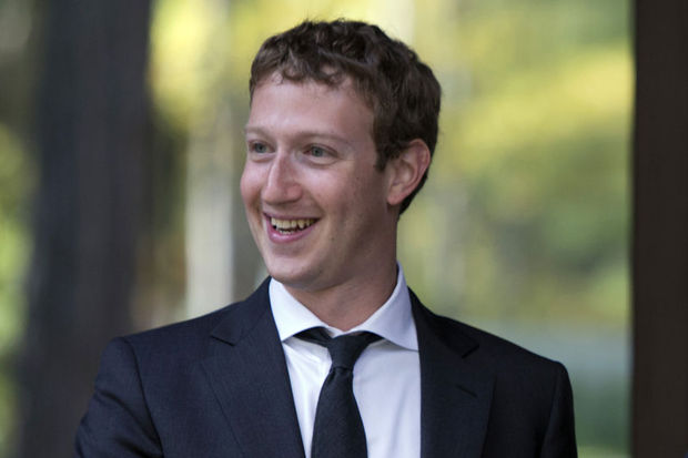 Zuckerberg Hawaii'de!