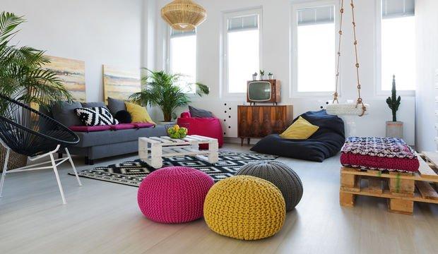 Keyifli bir salon için 7 öneri!