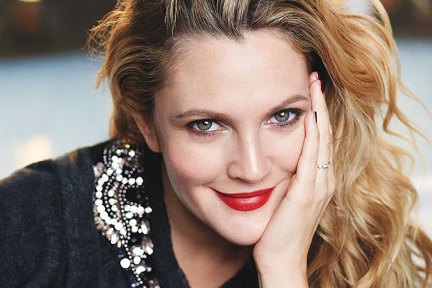 Drew Barrymore: Beni seven böyle sevsin!