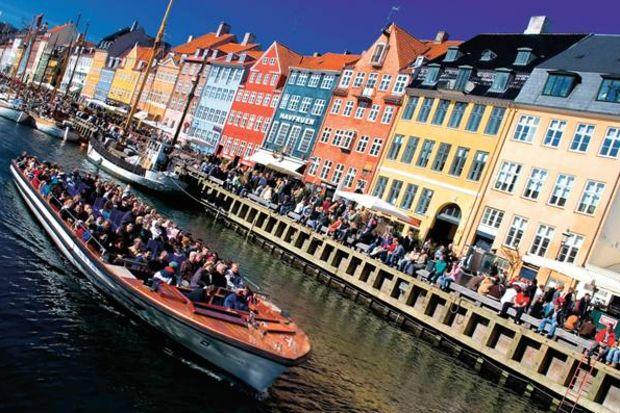 48 saatte Kopenhag