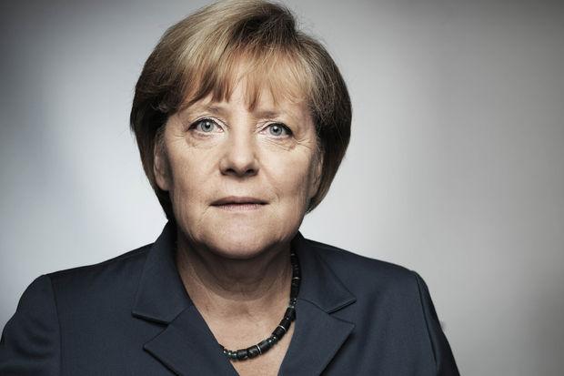 Merkel like satın almış!