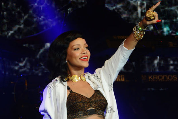 Rihanna'nın İstanbul konseri 30 Mayıs'ta İnönü'de!