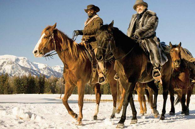 Tarantino usulü western!