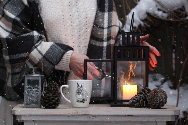Kış bahçenizi güzelleştirmenin 8 yolu!