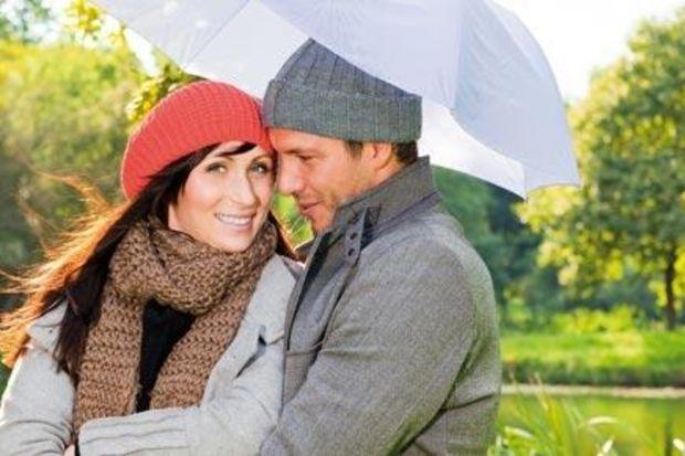 Yağmurlu günde kadınlara teklifte bulunmayın