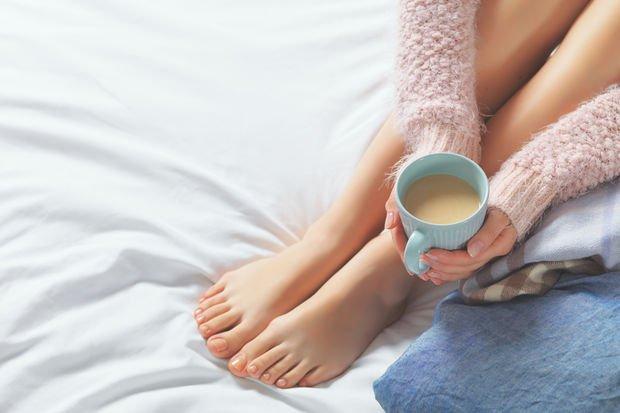 Kış aylarında ayak bakımı için 10 öneri!