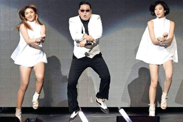 Tepebaşı'ndaki 'Gangnam dansı' 22 Şubat'ta!
