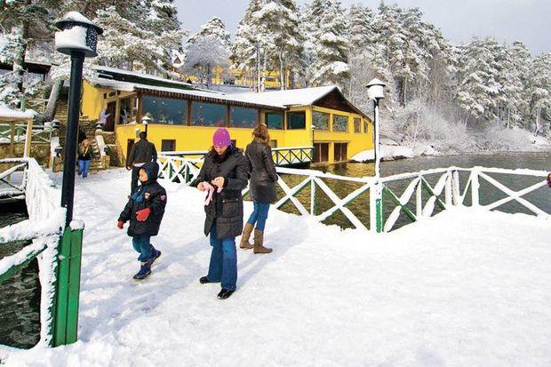 Manzaralı yolculuk Sapanca-Abant-Kartalkaya...