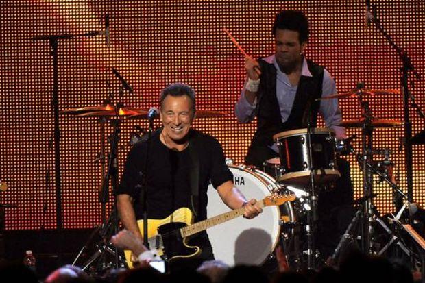Springsteen'e anlamlı ödül!