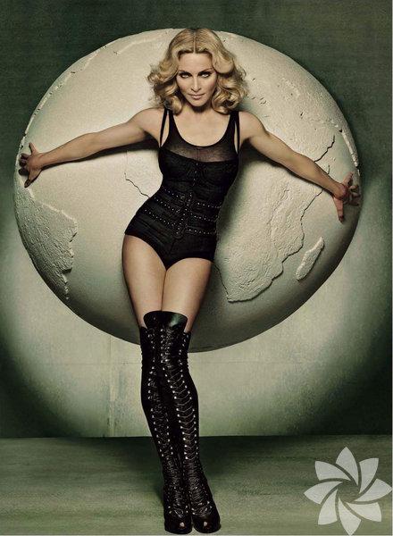 Madonna fotoğrafları...