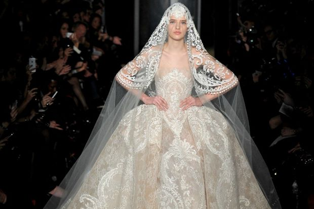 Elie Saab Haute Couture İlkbahar Yaz