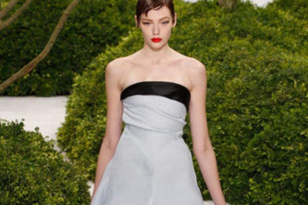 Christian Dior 2013 Haute Couture İlkbahar Yaz