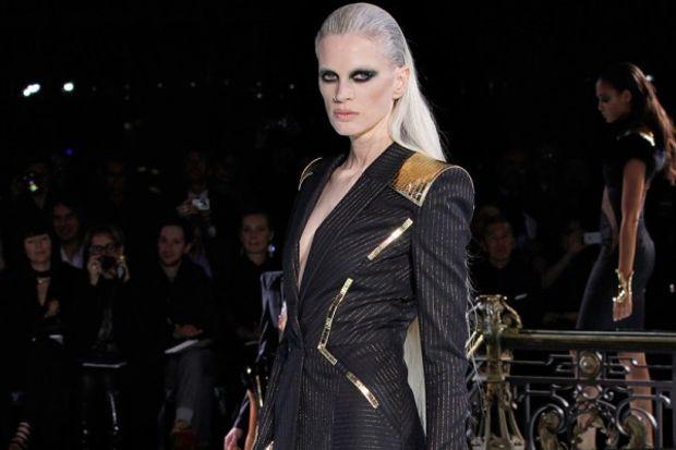 Atelier Versace 2013 Haute Couture İlkbahar Yaz