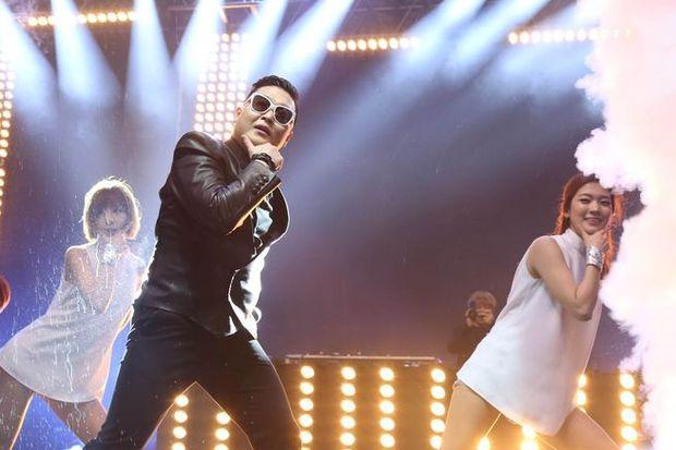 Gangnam'la 20 dakika...