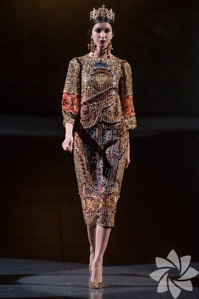 Dolce Gabbana 2013 Sonbahar / Kış Koleksiyonu