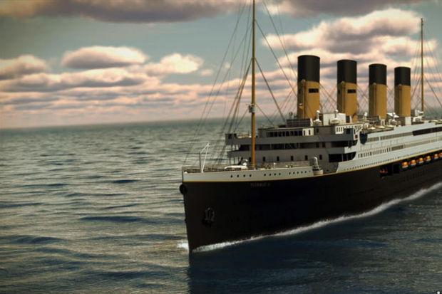 Titanic 2 geliyor