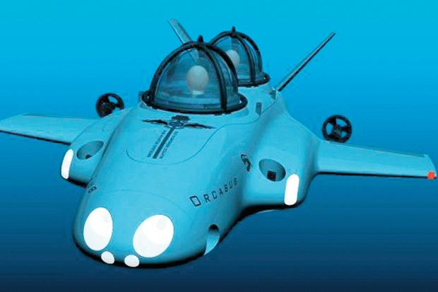 16 milyon liralık oyuncak denizaltı!