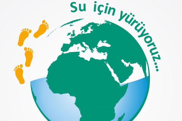 Dünya Su Günü'nde yapılacak yürüyüşle azalan su kaynaklarına dikkat çekilecek!