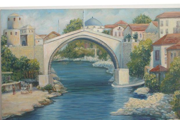"""Melek Atölyesi ressamlarının """"Bahar"""" temalı sergisi sanatseverlerle buluşuyor!"""